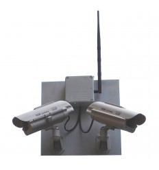 Scaffold Wireless Dummy Camera Kit