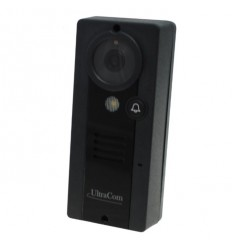 Additional Caller Station for the UltraCom Wireless Video Intercom (internal aerial)
