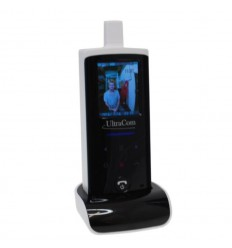 Handset for the UltraCom Wireless Video Intercom