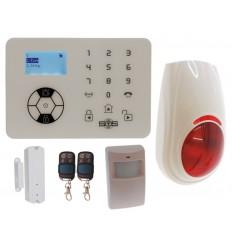 KP9 Bells Only Wireless Burglar Alarm