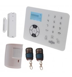 KP9 Pet Friendly Wireless Burglar Alarm Kit C