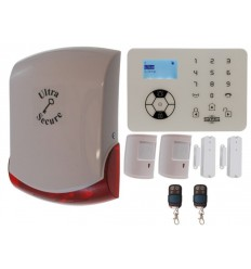 KP9 Bells Only Pet Friendly Wireless Burglar Alarm Kit D Pro