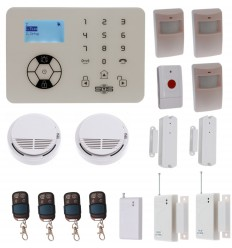 KP9 Wireless Burglar Alarm Homekit