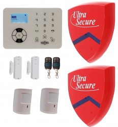KP9 Pet Friendly Wireless Burglar Alarm Kit F