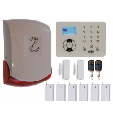 KP9 Wireless Burglar Alarm Kit G Pro