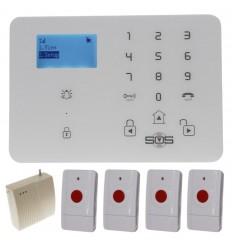 KP9 GSM Wireless Panic Alarm Kit B