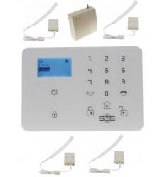 KP GSM Wireless Water Alarm Kit 5