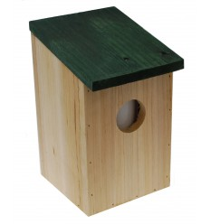 KP Wireless Pet Friendly PIR in Bird Box