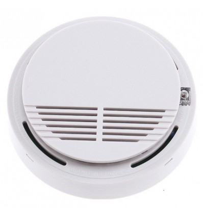 Wireless Smoke Detector (Heavy Duty Wireless GSM Alarm)