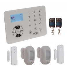 KP9 Pet Friendly Wireless Burglar Alarm Kit G