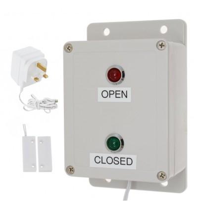 Wired Fire Door Positioning Alert/Alarm