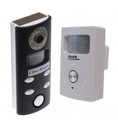 3G UltraPIR GSM Alarm & Battery Video Recorder Alarm (black)
