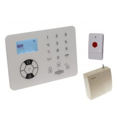 KP9 200 - 400 metre Siren Only Wireless Panic Alarm