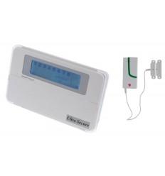 Wireless Smart Alarm & Telephone Dialer & Garage Door Contact