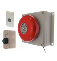 Long Range Wireless Warehouse Bell