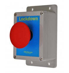 Wireless Lockdown Panic Button Kit with a built in UT-2500 Transmitter