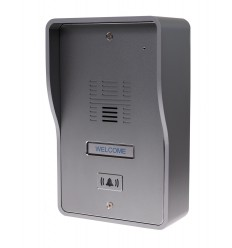 Single Dwelling 4G GSM Audio Intercom