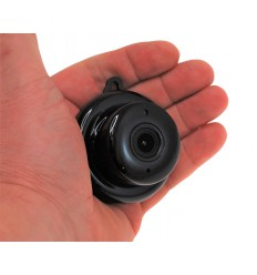 Mini Covert Wireless (IP) Indoor & Outdoor Security Camera