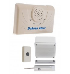 Dakota 2500E Long Range Wireless Gate Alert System