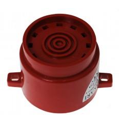 Red Adjustable IP65 Siren (Lug Mounting)