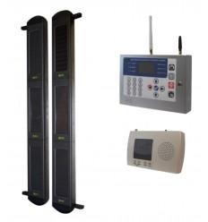 3B Solar Wireless Perimeter Alarm & KP Heavy Duty Auto-Dialler