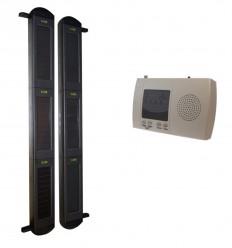 3B Solar Wireless Perimeter Alarm System