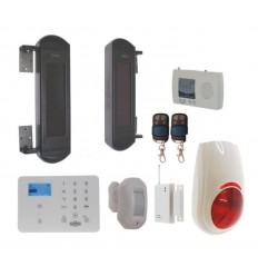 Double activation Perimeter & Workshop GSM Alarm Kit