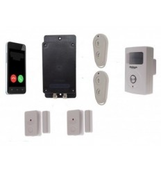 Battery 3G GSM UltraDIAL Door Contact & PIR Alarm