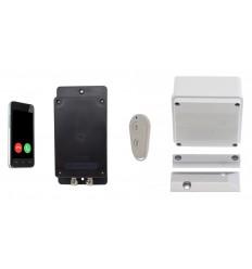 Remote Covert Battery Silent 3G GSM UltraDIAL Gate Alarm