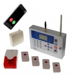 H/D KP GSM Wireless Panic Alarm (400 metre)