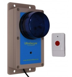 Wireless SS Shop Panic Alarm