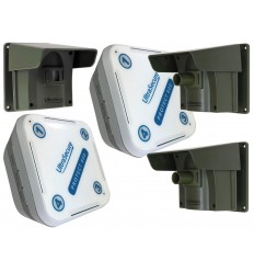 Protect 800 Driveway Alert System with 3 x PIR's & 2 x Receivers
