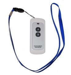 Long Range Wireless Double Button SB Push Button with Lanyard
