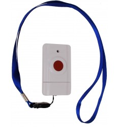 KP Wireless Panic Button with Lanyard