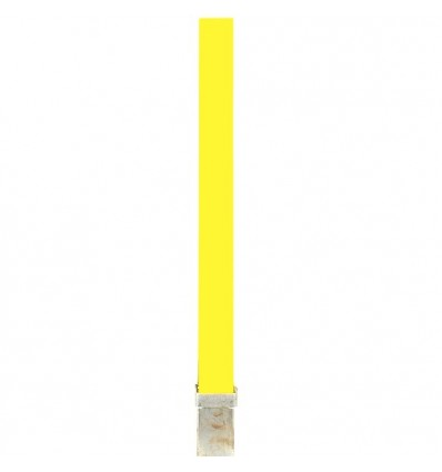 Yellow 100P Removable Parking & Security Post