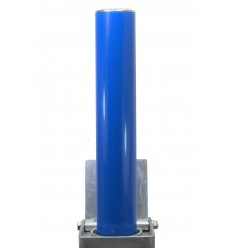 Blue TP-200 Telescopic Security & Parking Post (001-03910 K/D, 001-03900 K/A).