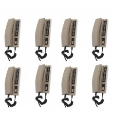 8-way Indoor Wireless Intercom