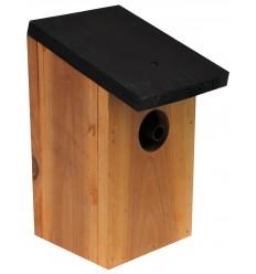 Protect 800 Driveway Alert Additional PIR inside a Bird Box