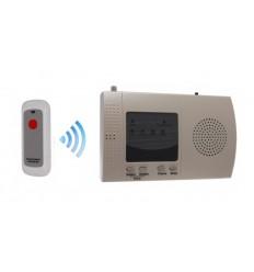 Long Range (900 metre) Wireless 'S' Alert System