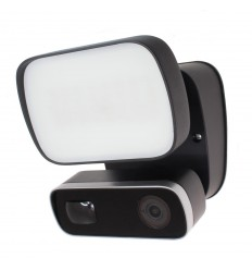 Wi-fi Floodlight Camera - 1080P Cameras - 800 Lumens Light - Chime - Dog Bark & Recording