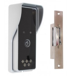 KP6 GSM Intercom with Electronic Door Latch (fail safe model)