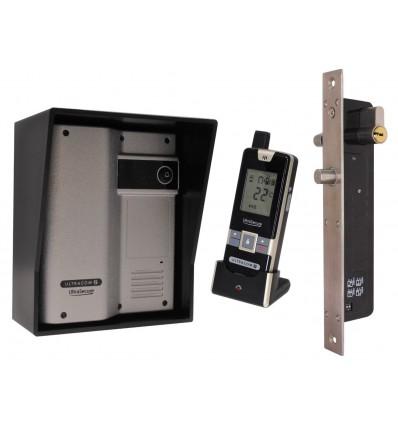 Wireless Door Intercom (UltraCom2) with Electric Door Lock