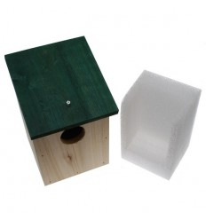 Wooden Bird-box for the Protect 800 PIR