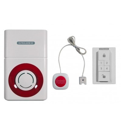 3G GSM Battery Ultralarm Water Alarm