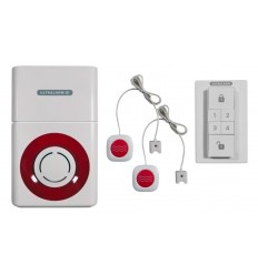 3G GSM Battery Ultralarm Double Water Alarm