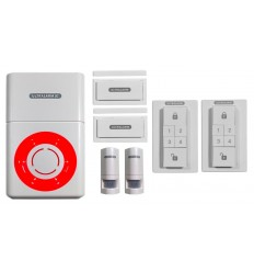 Battery Powered 3G Ultralarm Double Kit