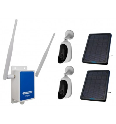 4G Wireless UltraCAM CCTV Camera Kit for Remote Buildings