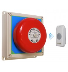 Protect 800 Long Range Wireless Bell Kit
