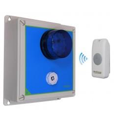 Protect 800 Long Range Wireless Siren Kit