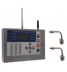 2 Level GSM Water & Flood Alarm using 2 x Float Sensors